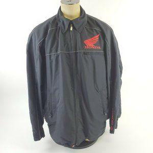 HONDA Motorcycle Jacket Joe Rocket Lined Men's XL